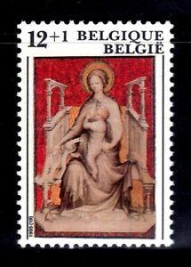 SELLOS-NAVIDAD-BELGICA-1985-2197-1v