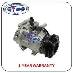 A//C Compressor fits Buick Lucerne 2006-2008 OEM 7SBU16C 1 Year Warranty 97398