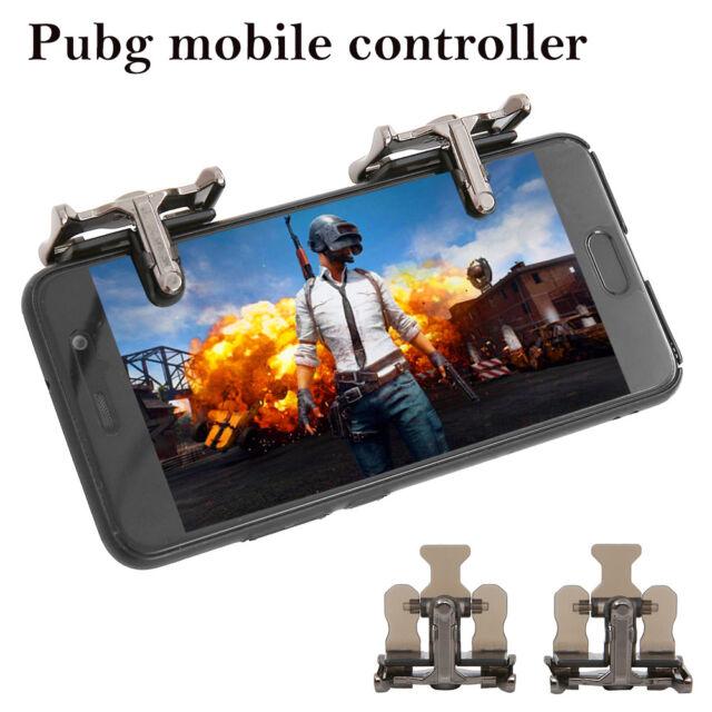 High Experience Gamepad Joystick Controller Trigger Fire Button For PUBG