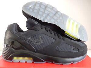 877831d3ba9 NIKE AIR MAX 180 BLACK-BLACK-VOLT