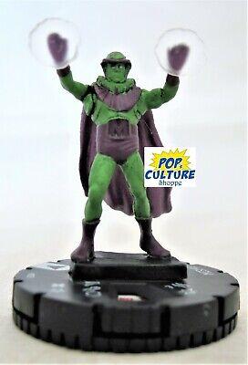 HEROCLIX X-MEN ANIMATED SERIES DARK PHOENIX SAGA #033 Mesmero *Rare*