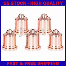 5pcs 220941 Plasma Cutter Nozzles 45a For 65 85 After Market Consumable