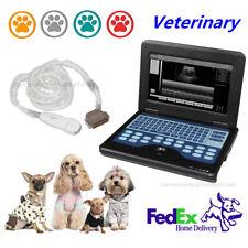 Cms600p2 Vet Veterinary Ultrasound Scanner Laptop Machine Micro Convex Probe Fda