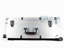 US Stock Fast Free Metal Aluminum Trolley Carry Case For Mato RTR Or KIT RC Tank