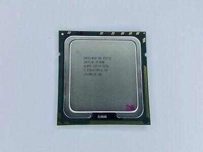 Intel Xeon 4-Core CPU Processor X5570 2.93GHZ 8MB 6.4GT//S SLBF3 w// Grease