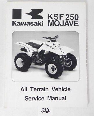 1987-2004 KSF 250 Water Pump Rebuild Kit Kawasaki Mojave 250