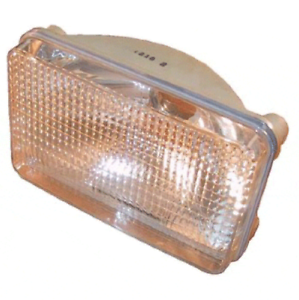 Club Car Ds Golf Cart Headlight Lens Only 1999 And Up Ebay