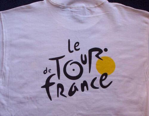 Bike T-Shirt le Tour de France Cycling Tee Shirt
