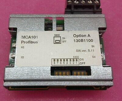 MCA101 PROFIBUS DP Danfoss Option MCA 101 130B1100 1 PC