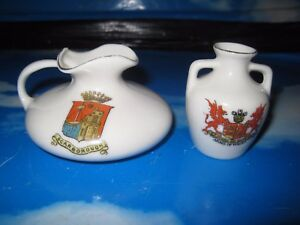 2-Miniature-Crested-China-of-Scarborough-and-Wales