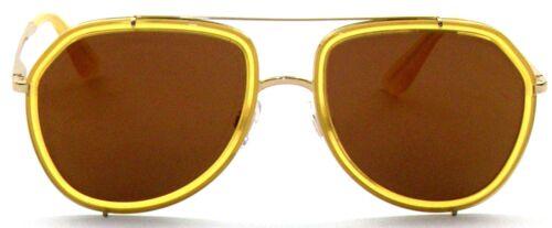 Dolce/&Gabbana Sonnenbrille DG2161 02//F9 Gr55 Ausstellungsstück SG337 T67
