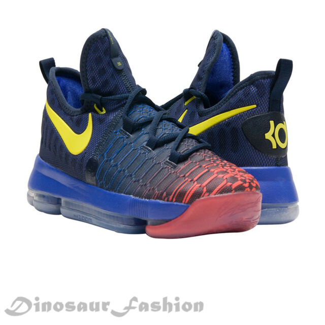 the latest aa6e6 6306d Nike ZOOM KD9 GS 855908 - 484 YOUTH (BIG KIDS)BASKETTBALL SHOES,BRAND