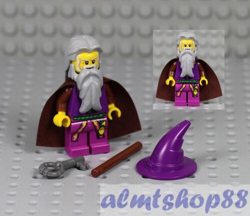 LEGO Harry Potter Professor Albus Dumbledore Custom Minifigure 4707 4729