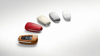 Original Audi Schlüsselcover Cover Key Schlüsselblende Misanorot 8X0071208A Z3M