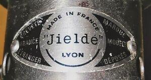 10 Rivets Pour Plaque / Etiquette Jielde / Expedition Gratuite 24 H / Jieldé