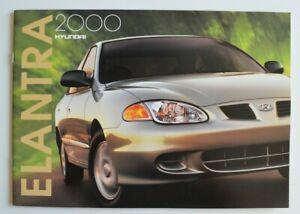 HYUNDAI-ELANTRA-2000-dealer-brochure-catalog-French-Canada