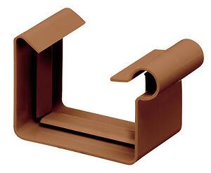 Dachrinnen-Verbindungsstück kastenförmig INEFA Dachrinnenverbinder Kastenrinne