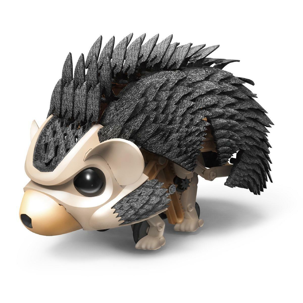 Robótico Hedgehog Ai Robot de Juguete Educativo Tallo LED Ojos Sonido Detección