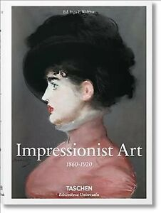 Impressionist-Art-1860-1920-Hardcover-by-Walther-Ingo-F-EDT-Like-New-Us