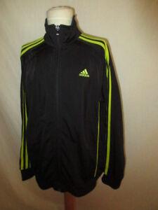 Veste de survêtement Adidas Noir Taille 12 ans à - 44%   eBay 60785d60f700