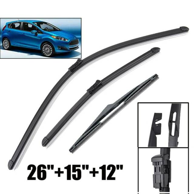Smaart Fortwo Coupe Models 2008 To 2014 Heyner German Hybrid Windscreen Wiper Blades Front 2123 Replacement Set HH2123PT