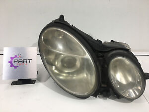 2003-MERCEDES-E-CLASS-DRIVER-SIDE-HEADLIGHT-WITH-WASHER-GENUINE