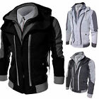 New Men's Slim collar jackets fashion jacket Tops Casual coat outerwear E182S