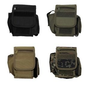 Belt Bag with 3 Compartments Waist Bag Outdoor Camping In Various Colours