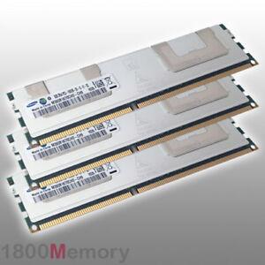 Apple-Mac-Pro-24GB-Memory-3x-8GB-1333MHz-DDR3-PC3-10600-ECC-RAM-Xeon-4-6-12-Core