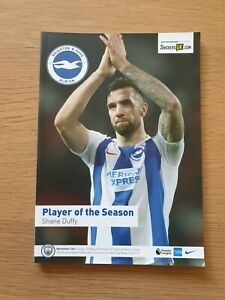 Brighton-v-Manchester-City-Programme-12-May-2019