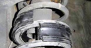 26-38MM Gap Car Suspension Coil Spring Assistors Heavy Duty Rubber Towing 1 PAIR