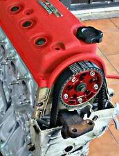 1988-2000 HONDA CIVIC CRX DEL SOL D15 D16 SOHC ADJUSTABLE RACING RED CAM GEAR