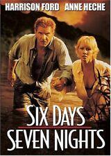 Six Days, Seven Nights (DVD, 1998)