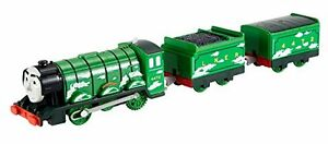 Thomas-amp-Friends-DFM88-034-TrackMaster-Flying-Scotman-034-Die-Cast-Model
