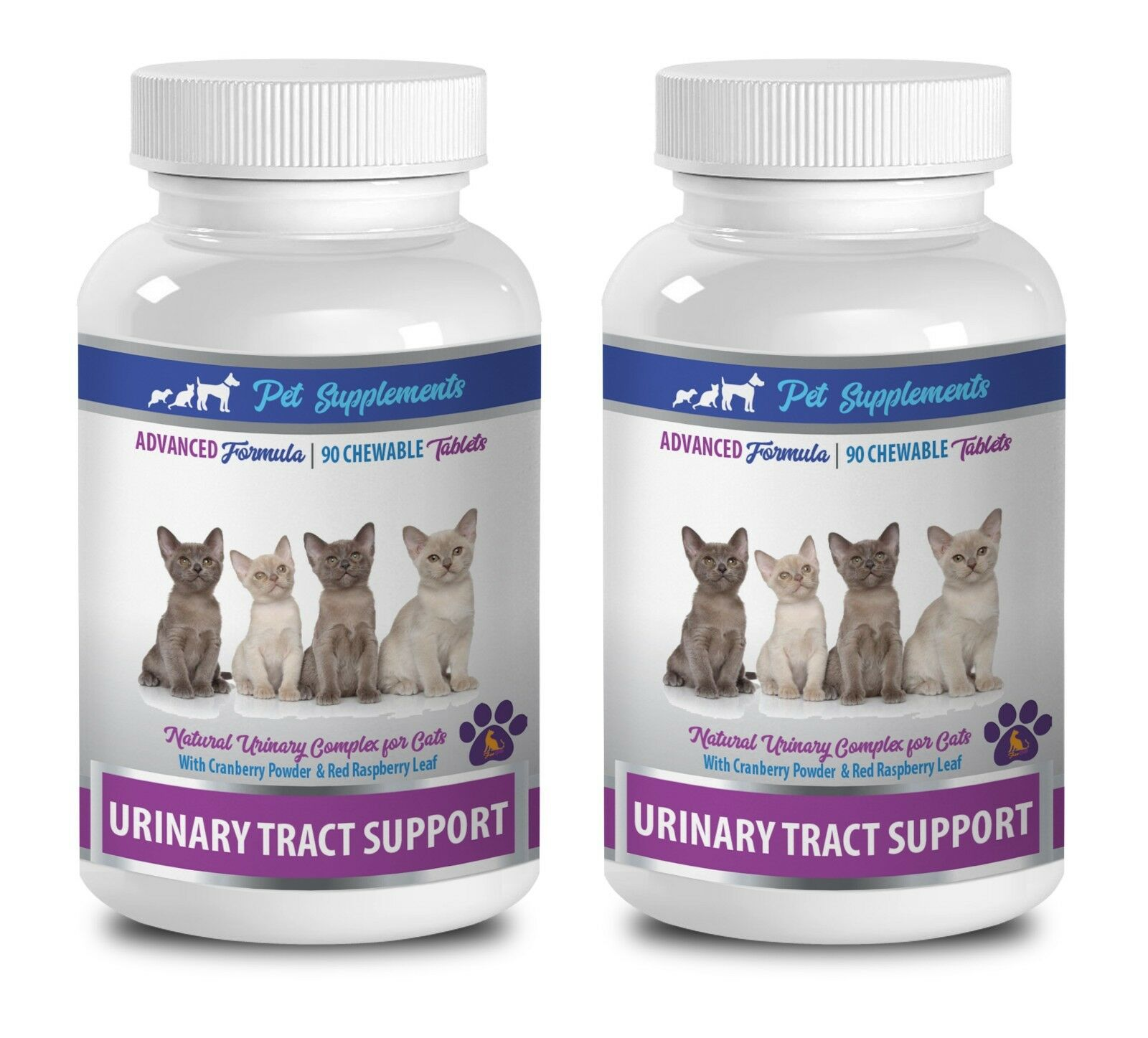 Cat urinary support - CAT URINARY TRACT SUPPORT 2B- cranberry supplements cats