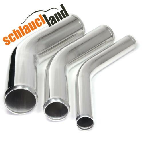 30 ° alu-arco ad 45 mm *** alubogen alurohr aluminio arcos de carga manguera de aire