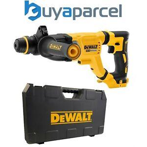 Dewalt DCH263N 18v Brushless SDS Hammer Drill 3 Mode Bare + Case 3.0J Heavy Duty