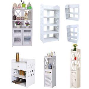 Bathroom Wall Cabinet Storage Slim
