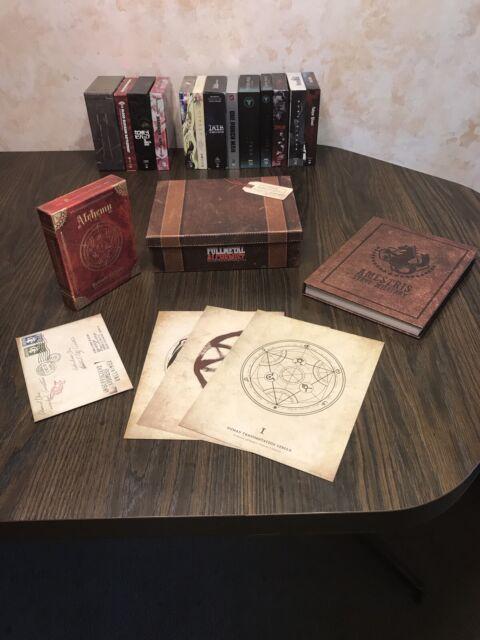 Fullmetal Alchemist: The Complete Series (Blu-ray Disc ...