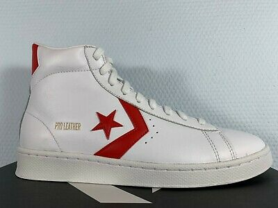 converse pro leather rouge