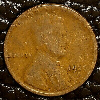 1926-D Lincoln Wheat Cent in Fine F // FN Condition ~ $20 ORDERS SHIP FREE!