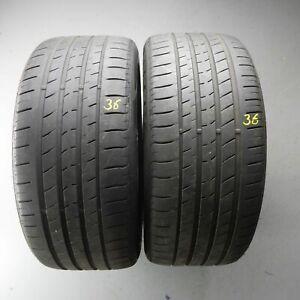 2x-NEXEN-nfera-ru1-SUV-275-40-r20-106y-Dot-0719-6-mm-pneus-d-039-ete
