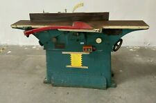 Oliver Model 189 Woodworking Machine 8 Wood Jointer Heavy Duty Usa