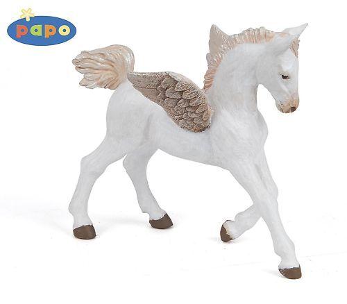 Contes de Fées Papo 38825 Pegasus BABY 12 cm dire