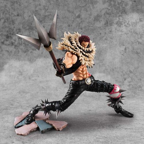 One Piece - Charlotte Katakuri 1/8 Pvc Figure P.o.p.