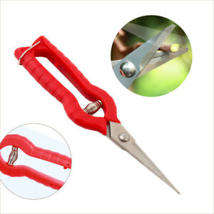 Garden Hand Tools High Quality Anti-slip Gardening Pruning Shear Scissor Stainless Steel Cutting Tools Set Pruner Tree Cutter Home Tools New