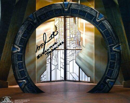 N John Smith rare signed photo / autograph 8x10 Stargate Producer