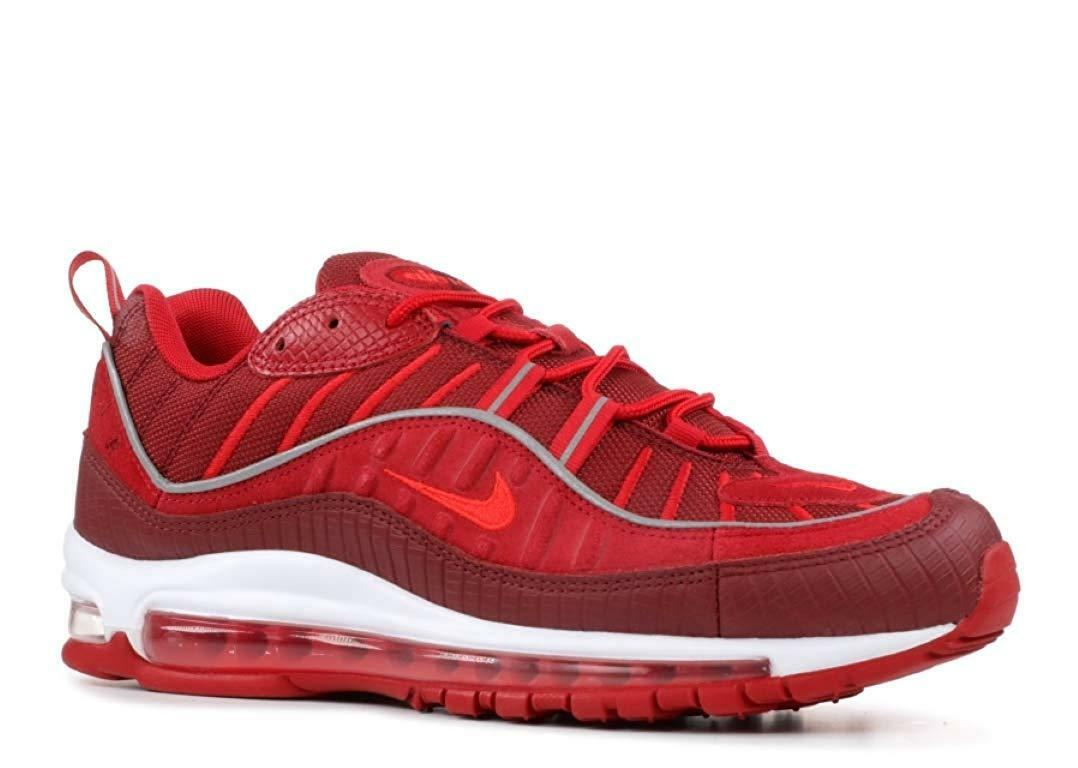 Nike Air Max 98 SE Team Red Habablack Red-Gym Red (AO9380 600)