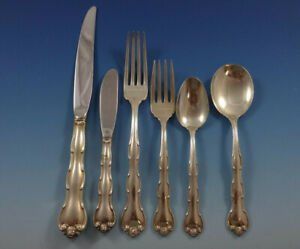 Rondo-by-Gorham-Sterling-Silver-Flatware-Set-Service-52-Pieces-Dinner-Size
