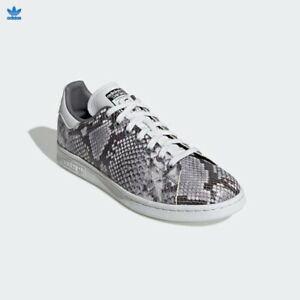 lowest price 42bd2 5f9b0 Details about New Adidas Men's Originals Stan Smith Athletic Shoes Sneakers  - Grey(EH0151)